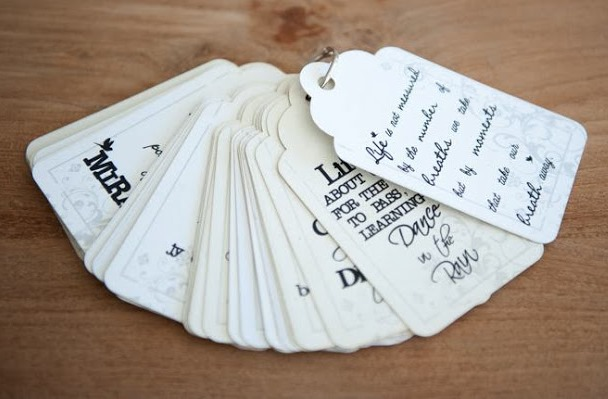 Average Amount For Wedding Gift 2013 : Gift Tags with QuotesI Do Inspirations Wedding Venues ...