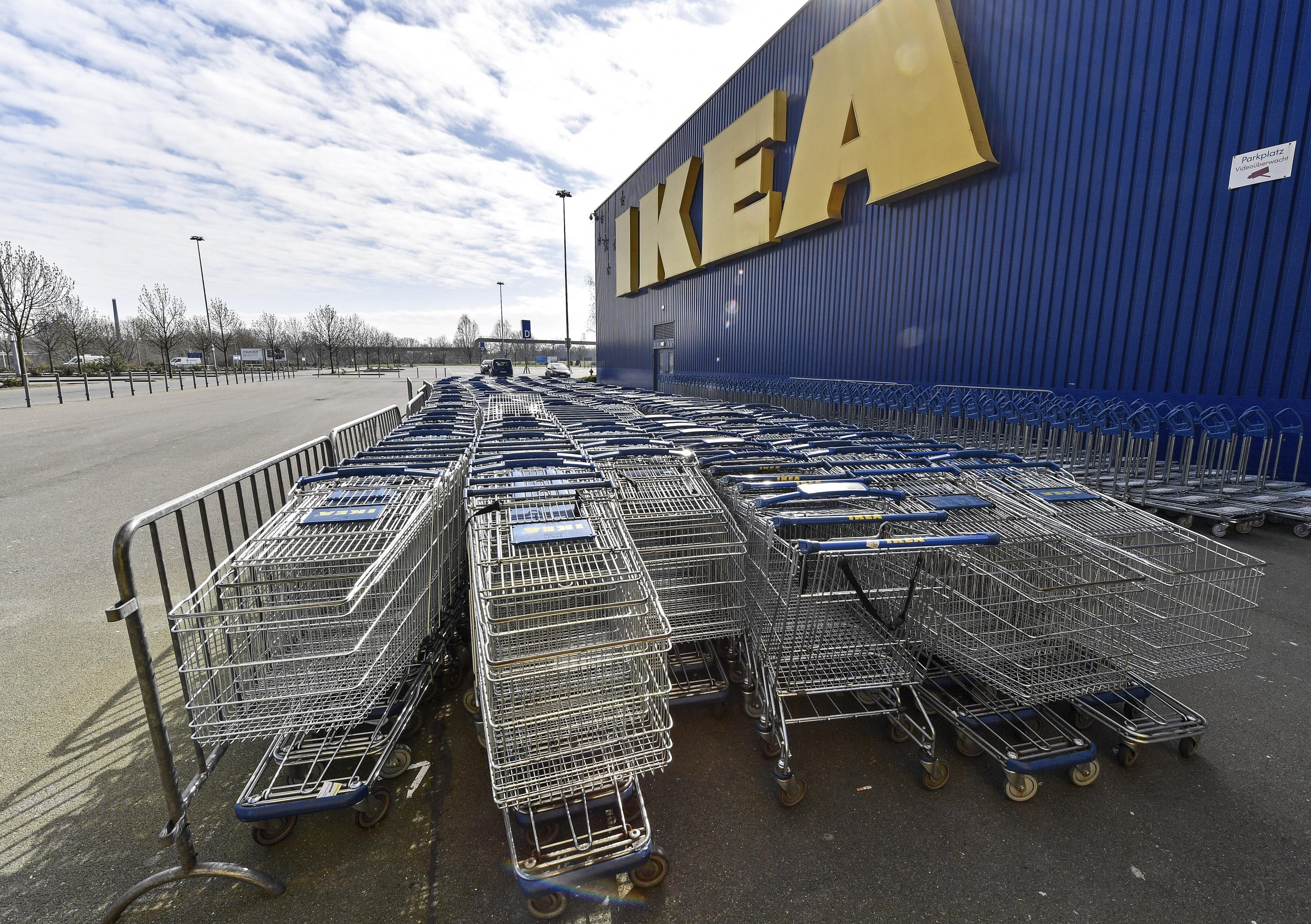 Ikea Front Ikea To Open Used Furniture Store In Sweden | Daily Sabah