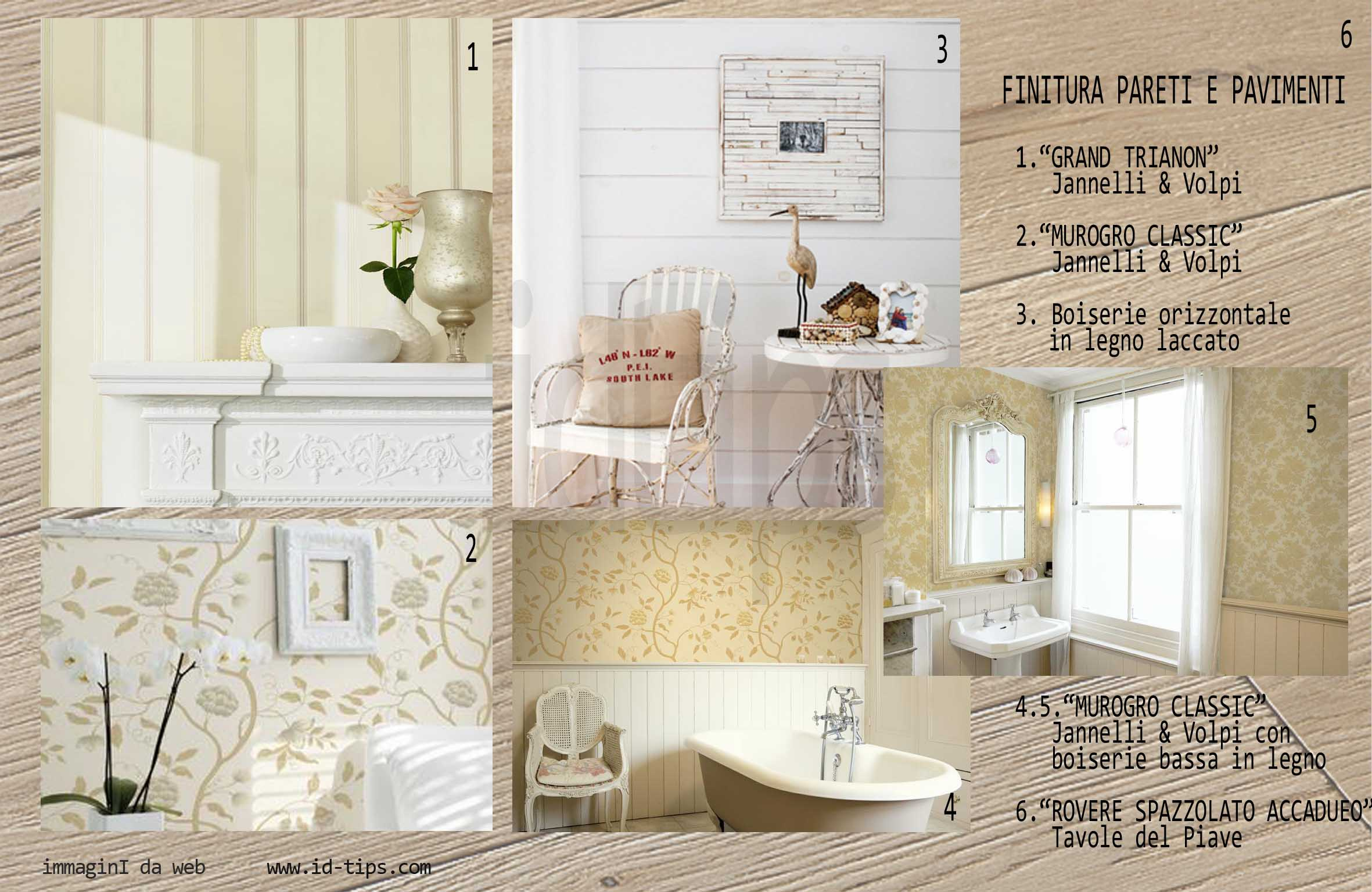 Carta Da Parati Shabby Chic On Line Quotshabby Quot In 10 Mosse
