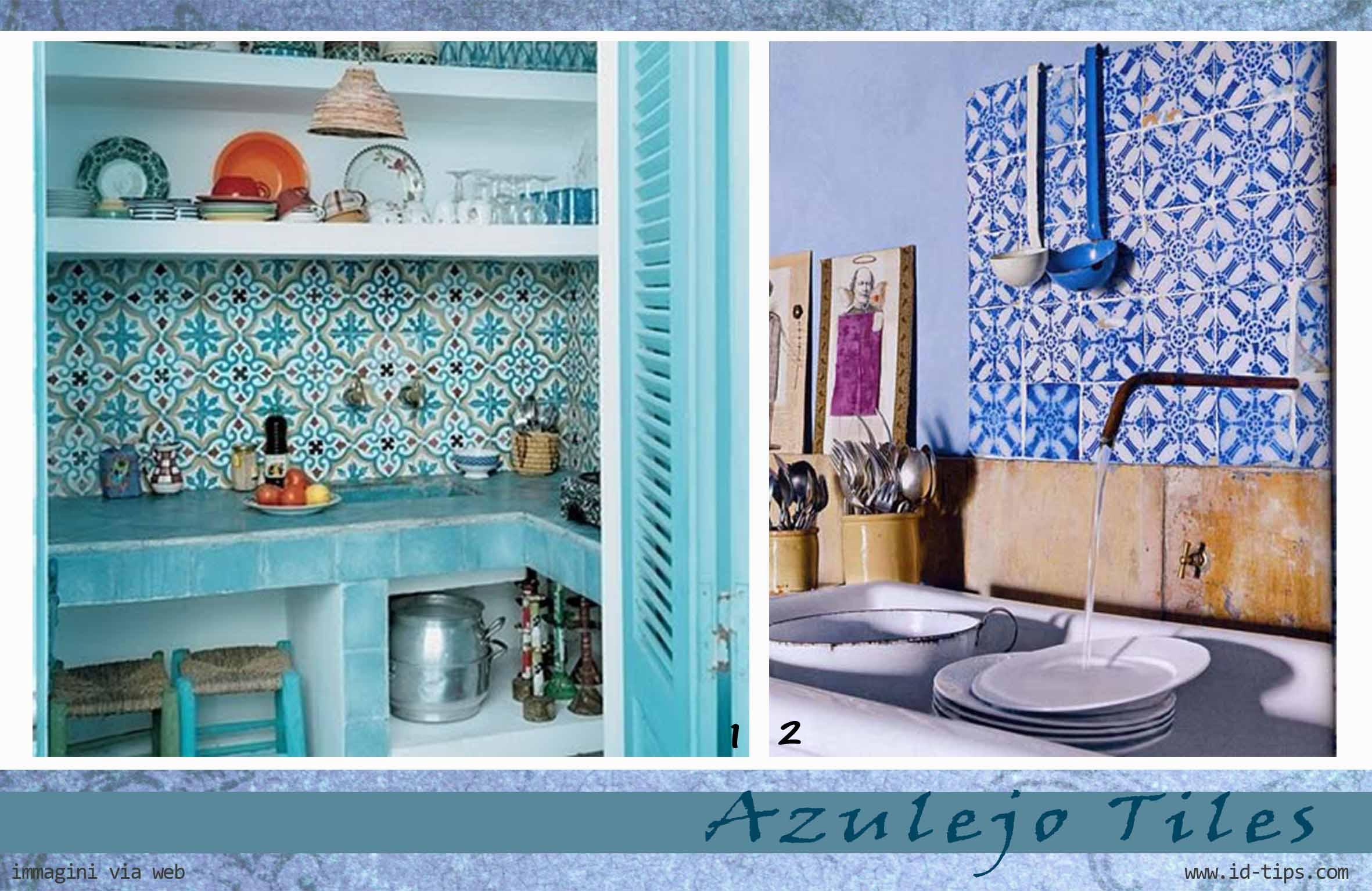 Cucina in muratura stile siciliano idee salvaspazio per la