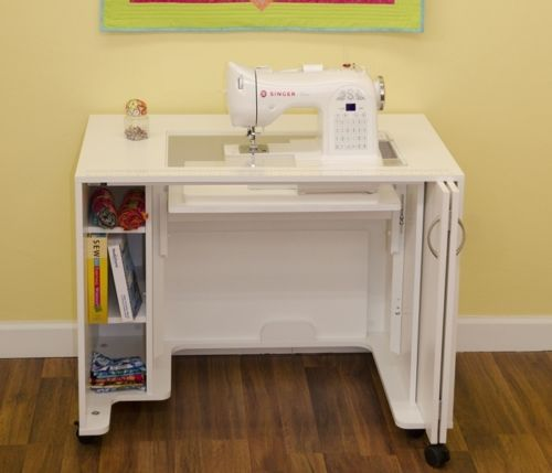 Ikea Skarsta Desk Research Home For The Bernina 770 – Idyllic Sewing Room