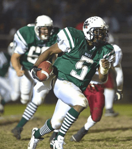 Helix High won San Diego two CIF Section championships with eventual NFL players.