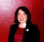 Grand Terrace High School Principal Angela Dischinger.