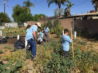 courtesy photo/theresa chandler 7th annual Rialto Volunteer Helping Hands Day of Service.