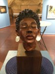 AMANI by Cynthia J. Dunlap Terra Catta Sculpture