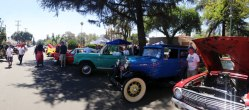 iecn photo/yazmin alvarez<br /> Classic cars thrilled guests at A.K. Smiley Public Library's annual Library Days Celebration.