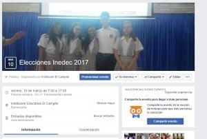 elecciones inedec 2017