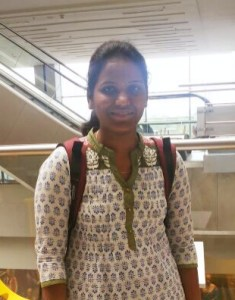 Anusha, Head of Programming and Logistic