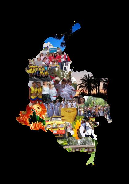 Ferias y Fiestas Colombianas | Iefangel.org