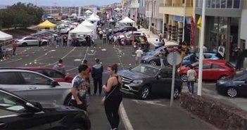 Самая большая выставка и продажа автомобилей пройдет в San Isidro