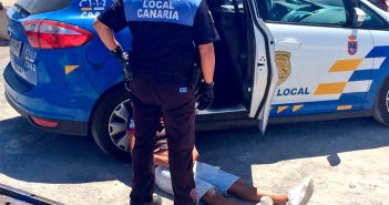 Задержаны двое пьяных, почти сбивших велосипедистов на юге Тенерифе