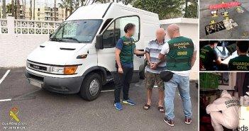 Arona: поймали известного в Европе грабителя ювелиров и убийцу