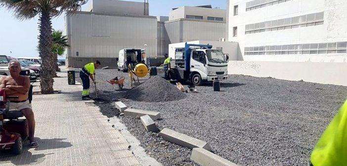 В центре El Medano появится новая бесплатная парковка