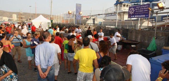 Рыбки свежей и вкусной желаете? Тогда вам на La Feria del Pescado в Los Cristianos
