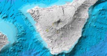 С понедельника зарегистрировано 28 подземных толчков на Тенерифе