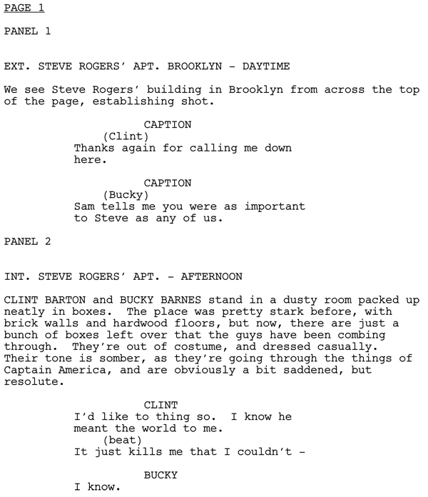 template for script writing - Ozilalmanoof - screenplay template