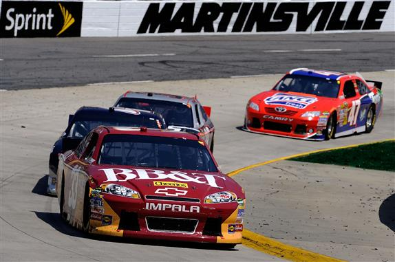 Martinsville Tums Fast Relief 500 Fantasy NASCAR Front Runner Picks