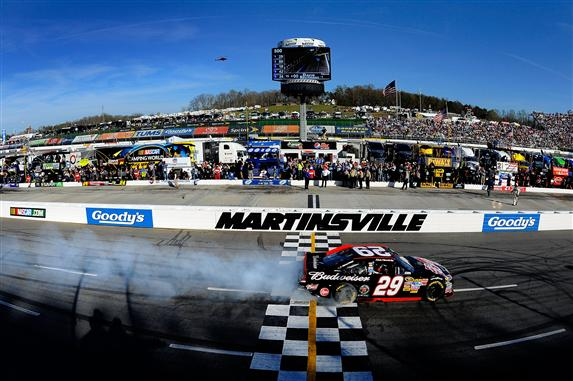 Martinsville Tums Fast Relief 500 Fantasy NASCAR Top Tier Elite Picks