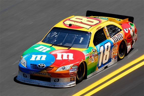 Kyle Busch 2012 Fantasy NASCAR Preview