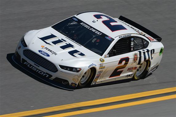 Brad Keselowski 2014 Fantasy NASCAR