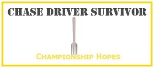 2011 Sprint Cup Chase Driver Survivor