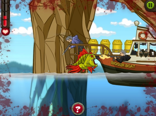 iFanzine.com | Zombie Fish Tank iOS Game Review