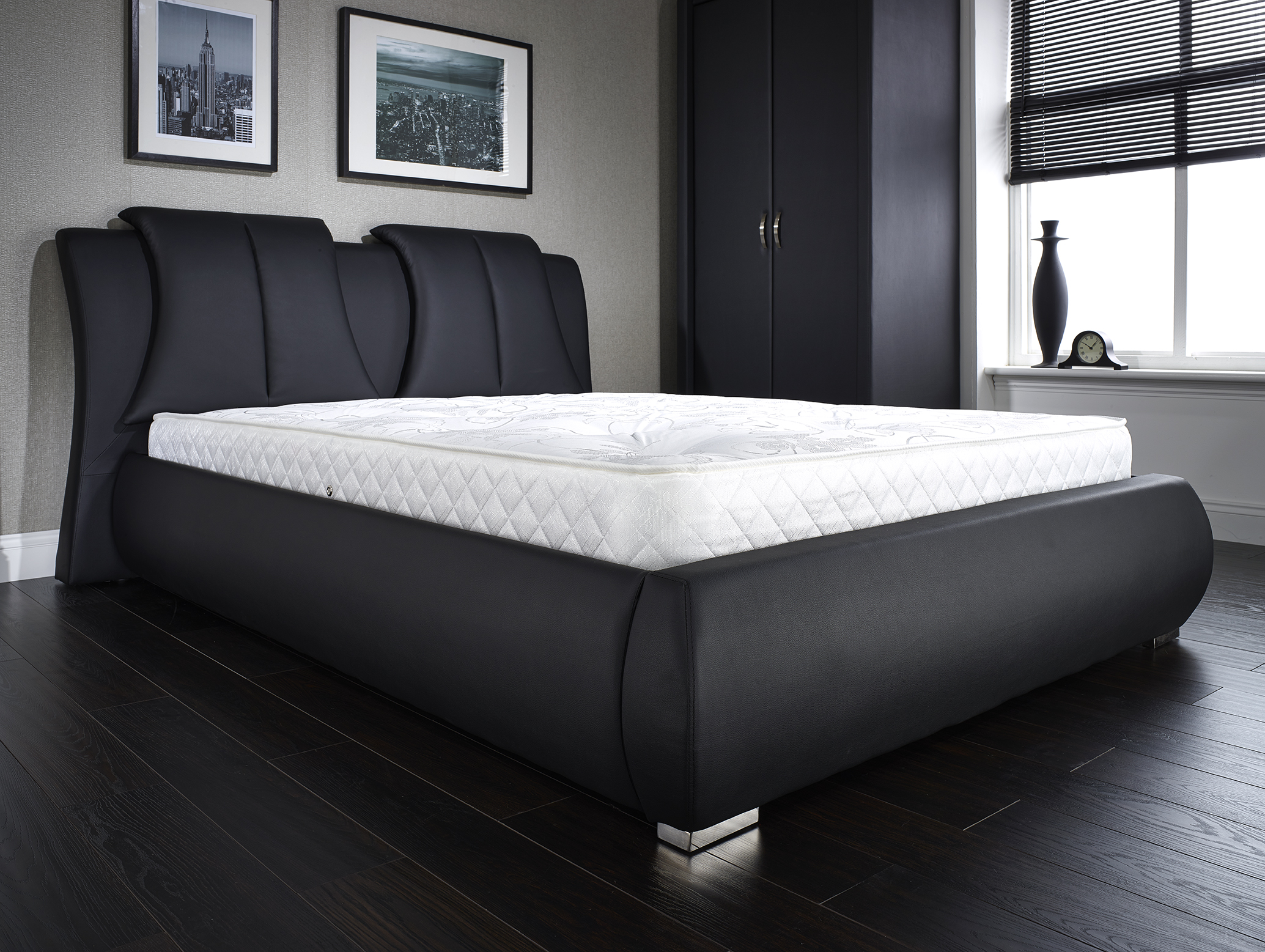 Kingsize Bed The Italian Furniture Company Leeds Ltd Importers And