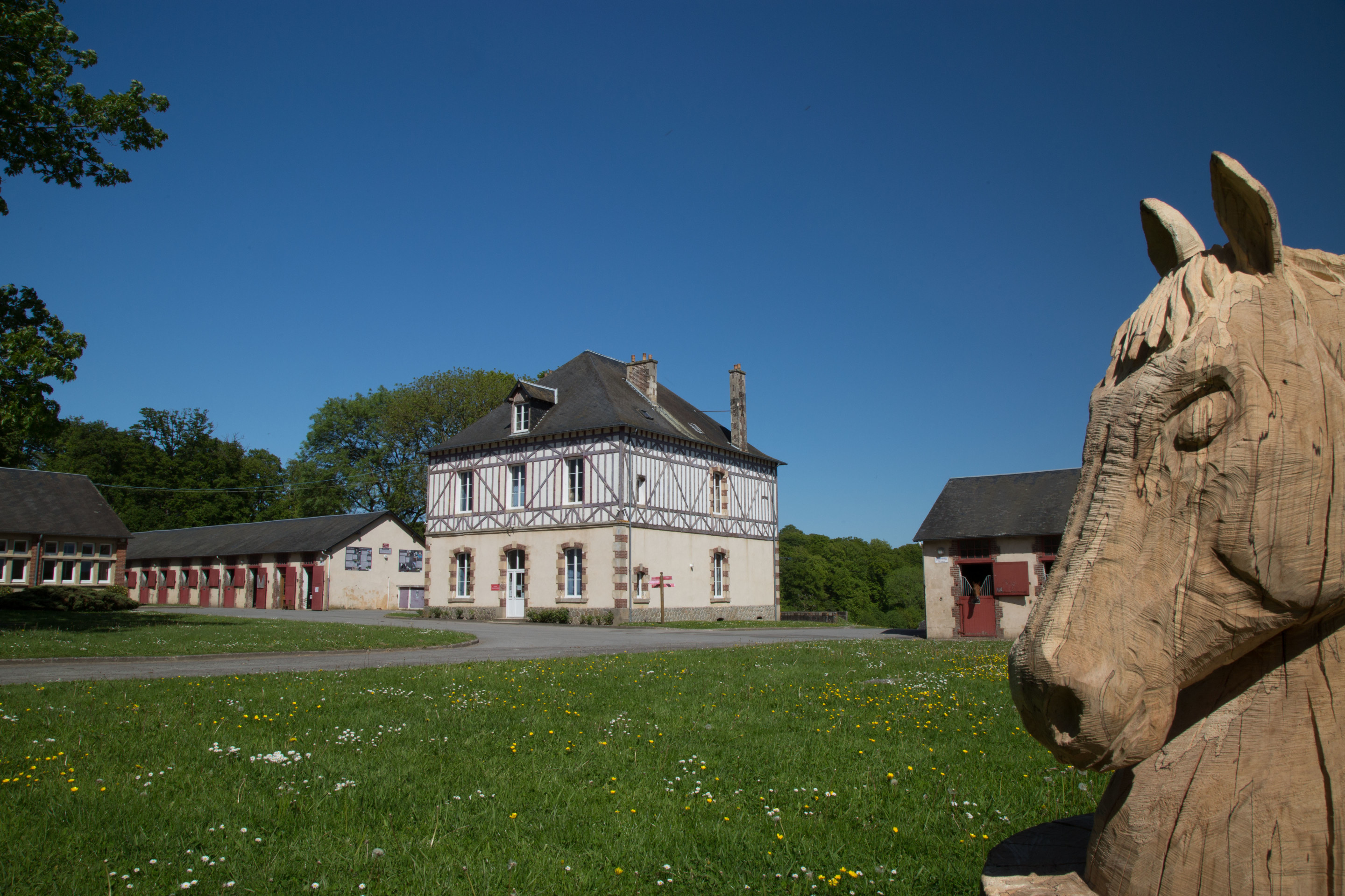 Cluny Immobilier Nos Sites - Haras Nationaux