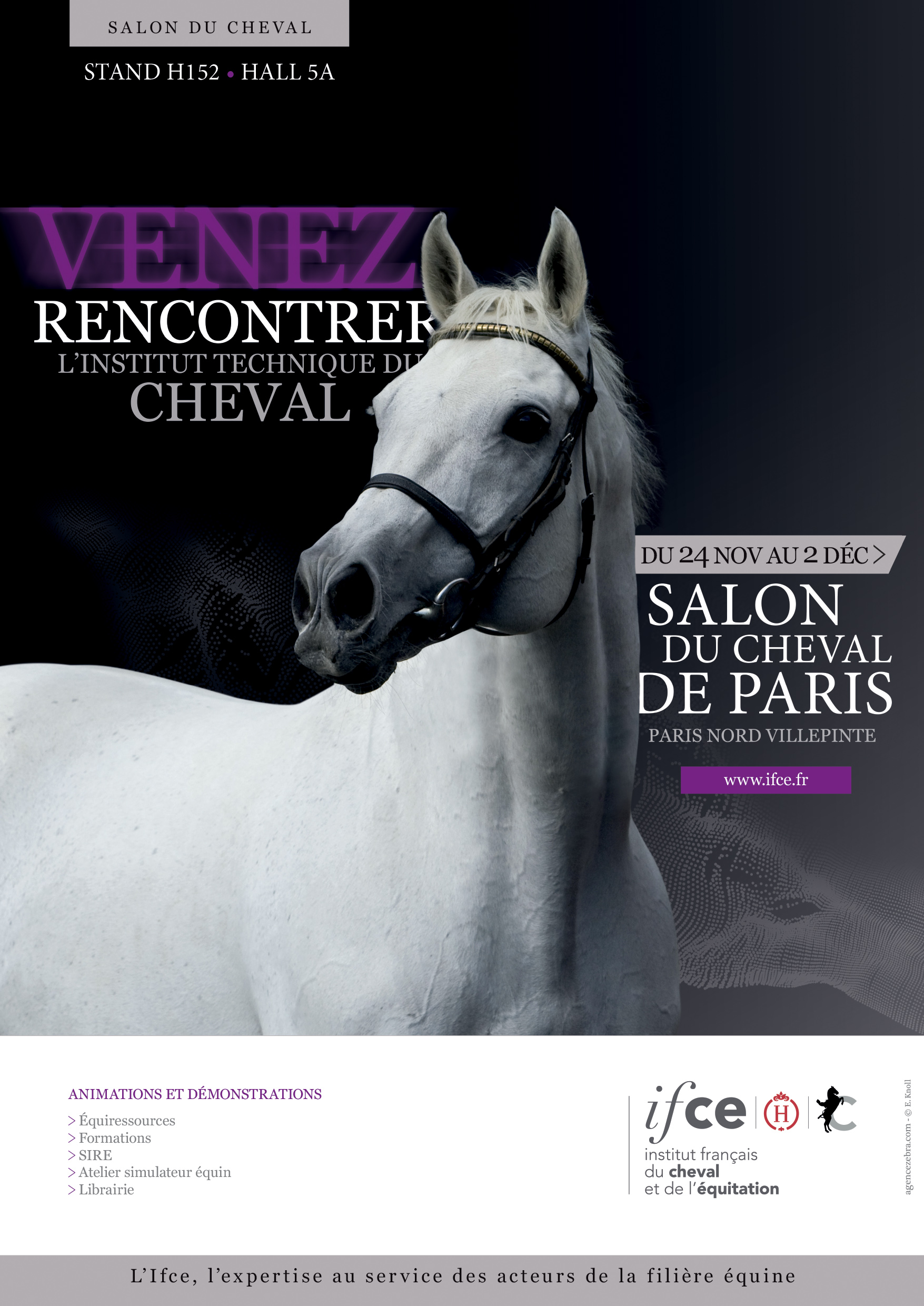 Salon Du Cheval A Paris L Ifce Au Salon Du Cheval De Paris Du 24 Nov Au 2 Déc 2018