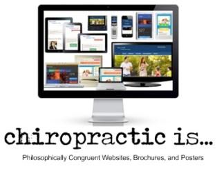 chiropractic is... Chiropractic Websites, Brochures, Posters