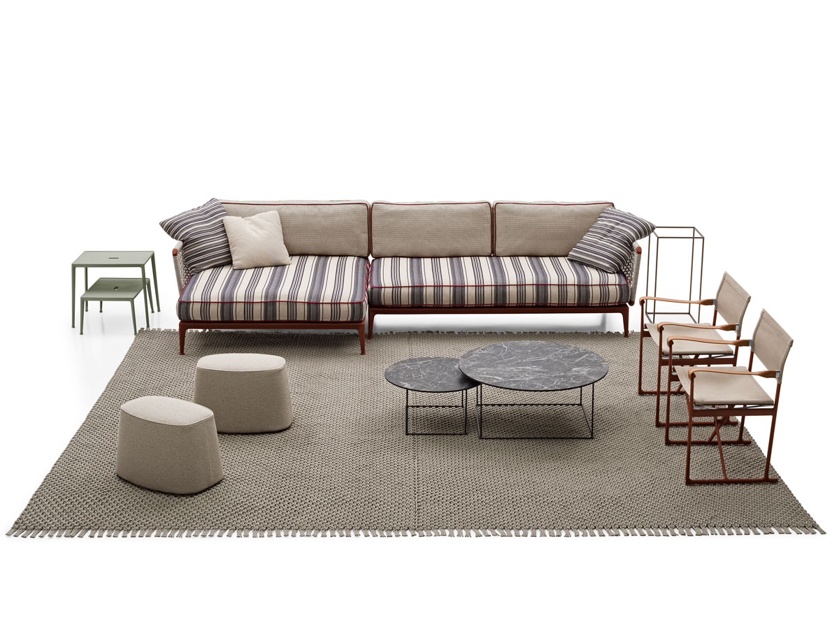 Antonio Citterio City Sofa B B Presents Ribes Design Ifdm