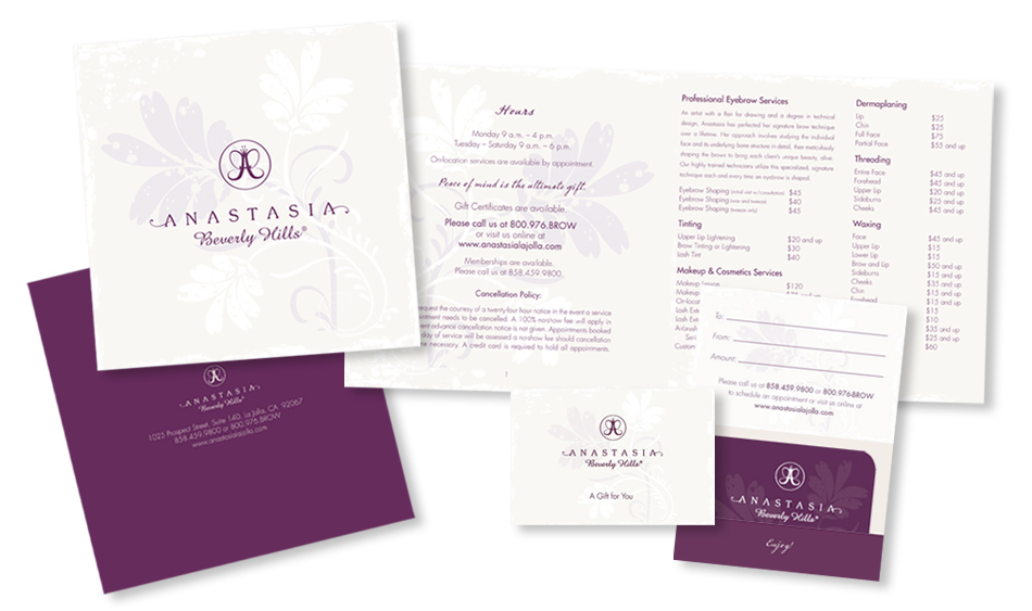 spa-brochure-design-san-diego - I Design