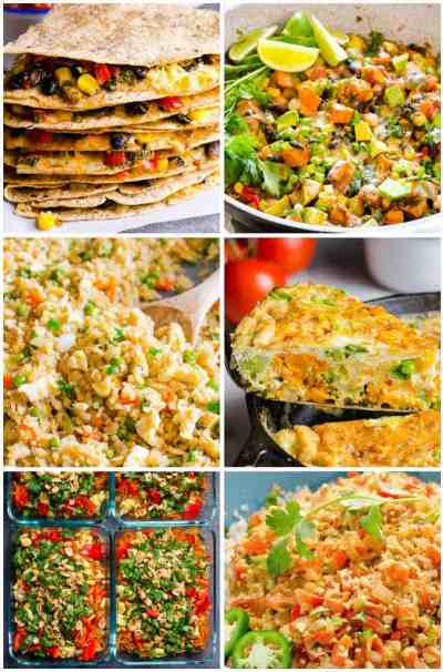 45 Easy Healthy Dinner Ideas in 30 Minutes - iFOODreal - Healthy Family Recipes