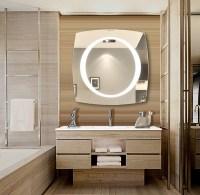 backlit bathroom vanity mirrors Reviews