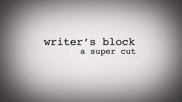 El bloqueo del escritor representado en este supercut