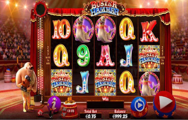 free online slots machine hammer 2