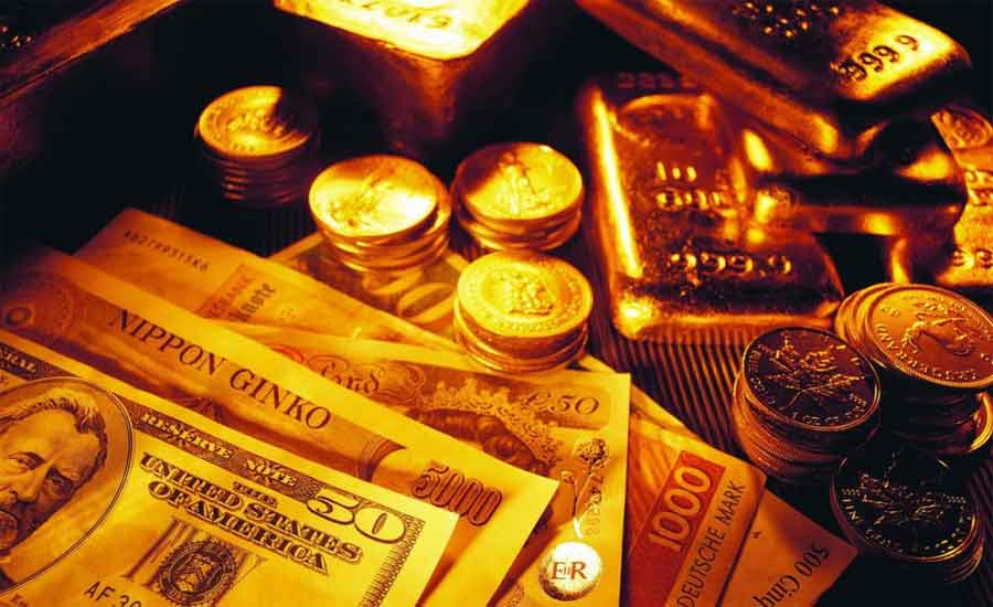 patron oro economia dinero dolar libre mercado