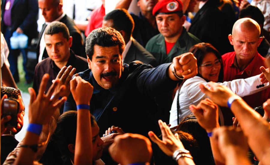 socialismo dignificar venezuela chavismo maduro diosdado