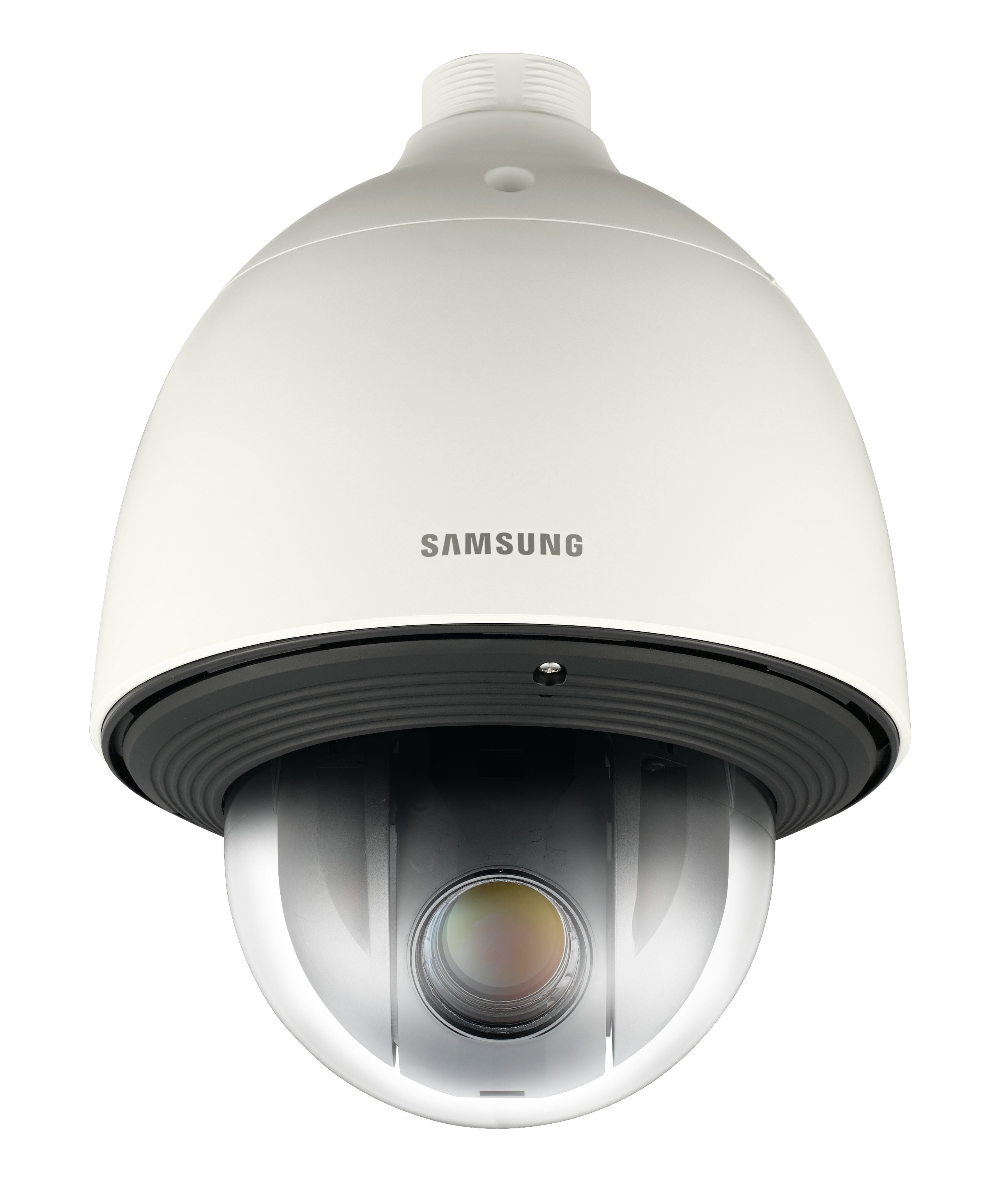 Camera Surveillance Exterieur Ptz Samsung Techwin Launches 1 3mp Hd 43x Ptz Camera