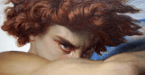 How To Fix Falling Wallpaper Lies Com 187 Shylocks Fallen Angel Alexandre Cabanel 1868