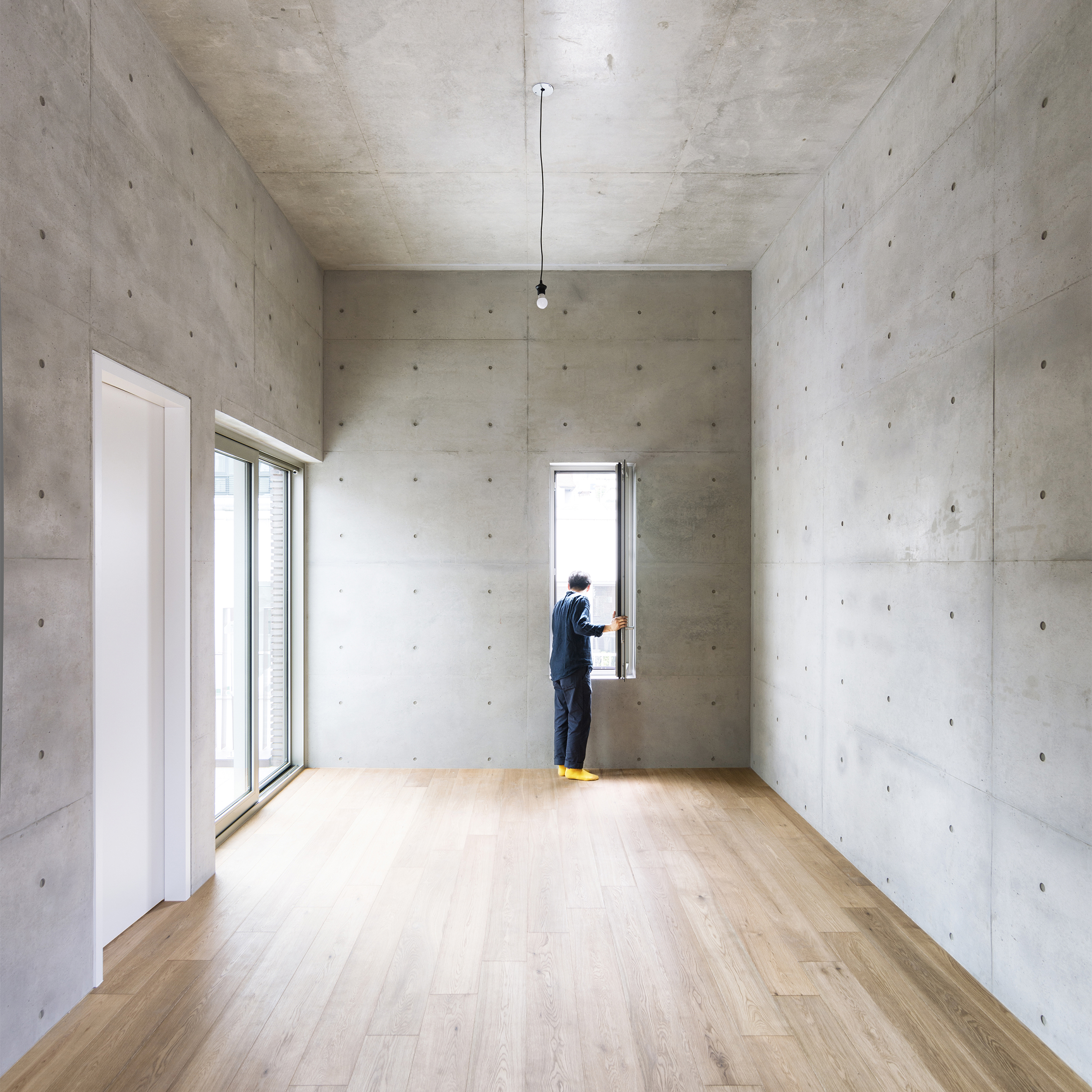 Concrete House Interior 3novices 10 Popular Concrete Home Interiors From Dezeens
