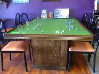 Build a Custom Gaming Table | iGeekOut.Net
