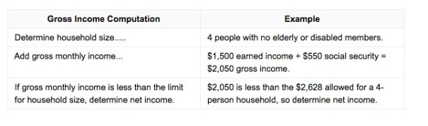 """""""georgia food stamps gross income calculation"""""""