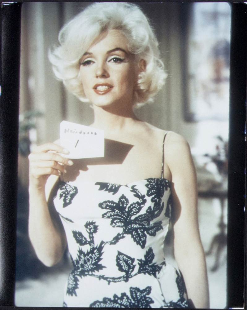 Marilyn Monroe Makeup Marilyn S Makeup Secrets Part 1 The Private Collection I