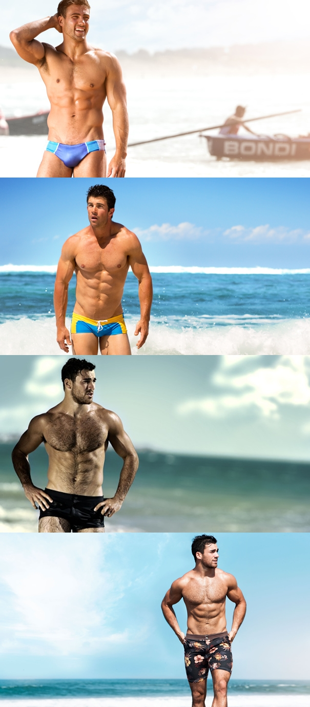 AussieBum - all rights reserved