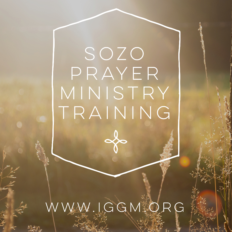 Prayer Ministry Request Sozo Prayer Ministry Trainers To Your Church Or Organization