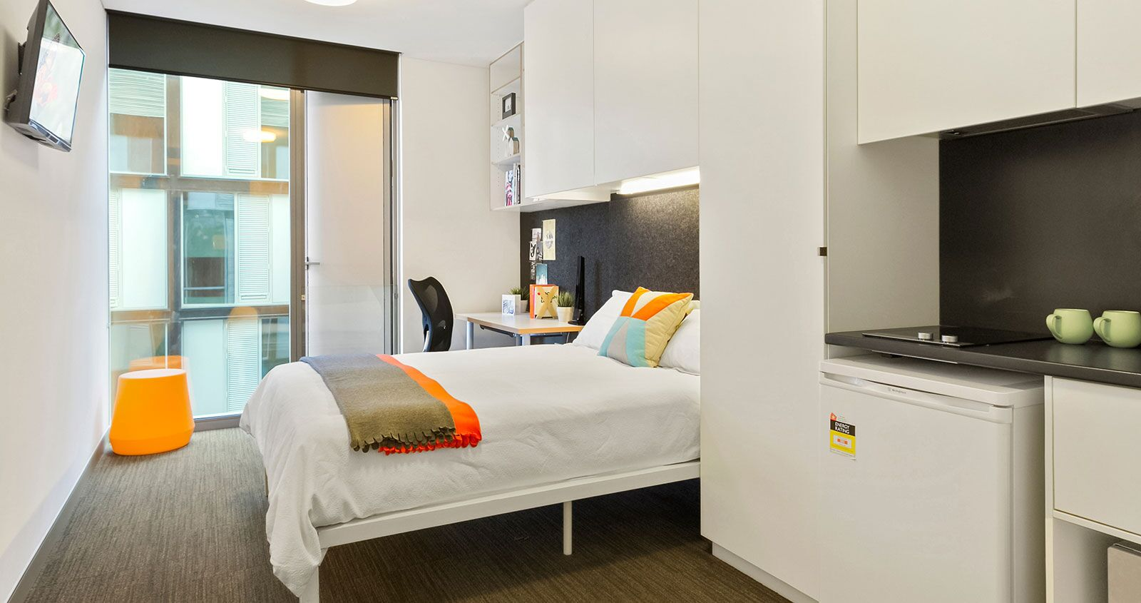 Studio Appartement Standard Studio Student Apartment Iglu Central Park Sydney