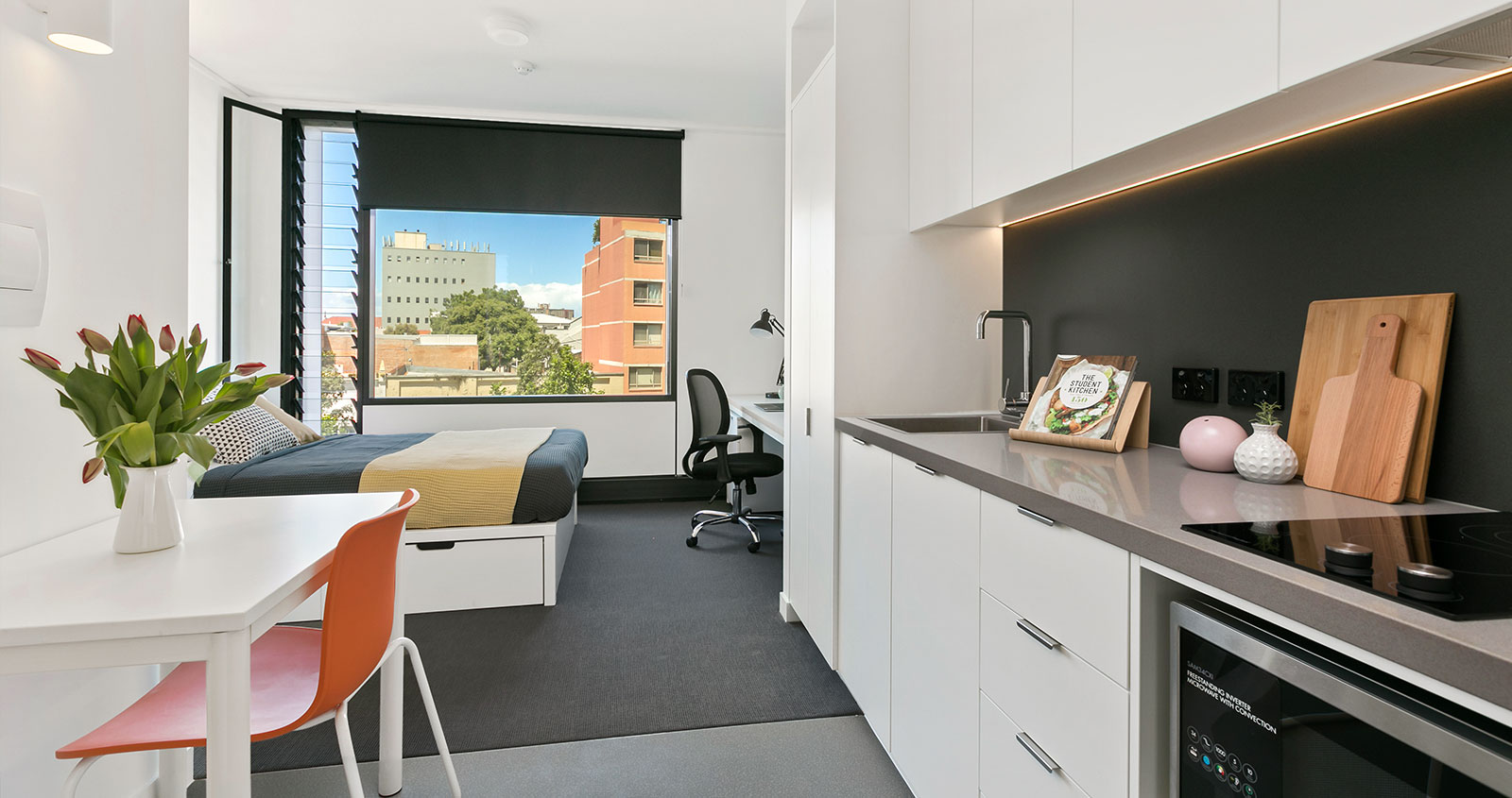Studio Appartement Premium Studio Student Apartment Sydney Iglu Redfern