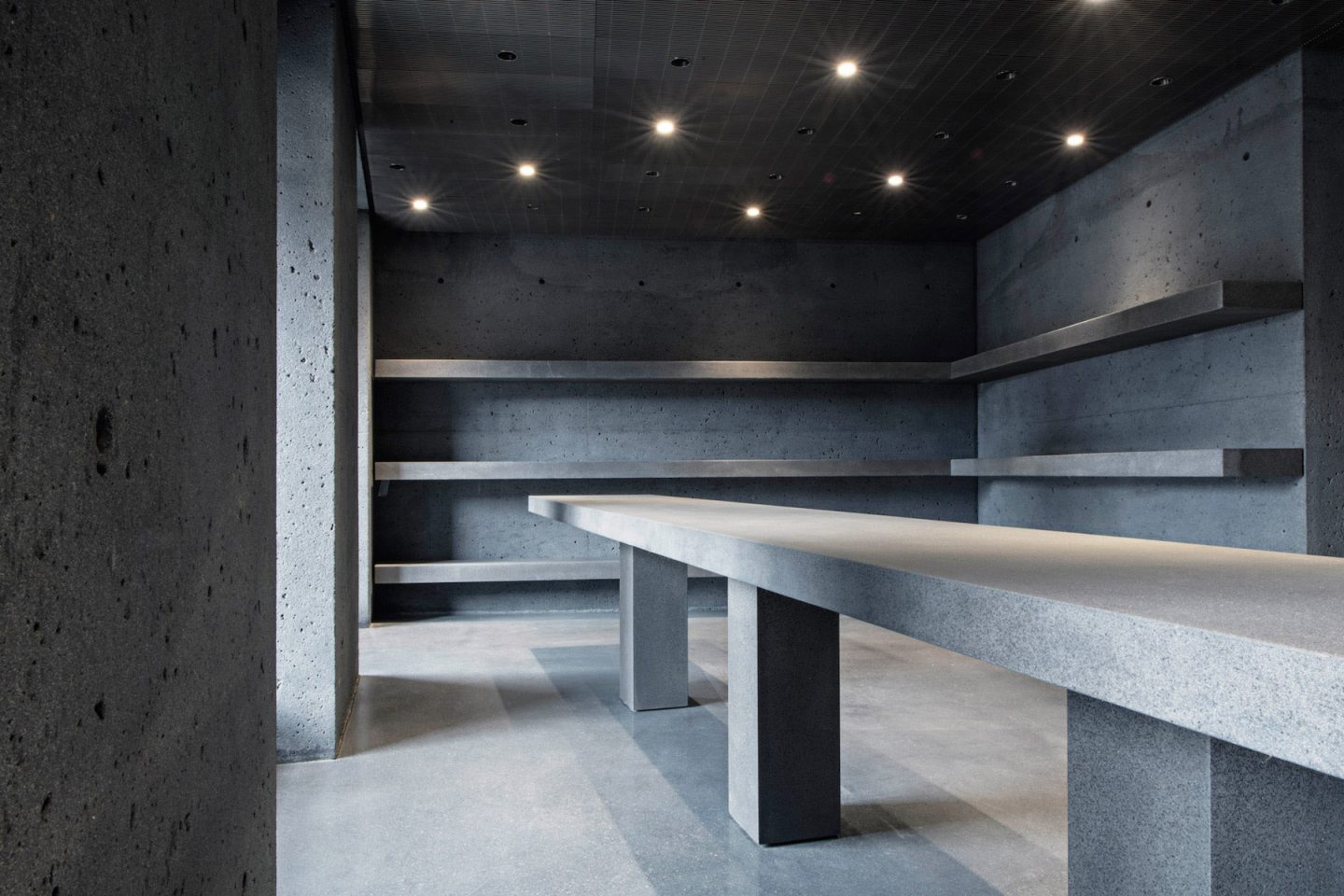 Berlin Interior Design David Chipperfield Designs Ssense's Flagship Store - Ignant