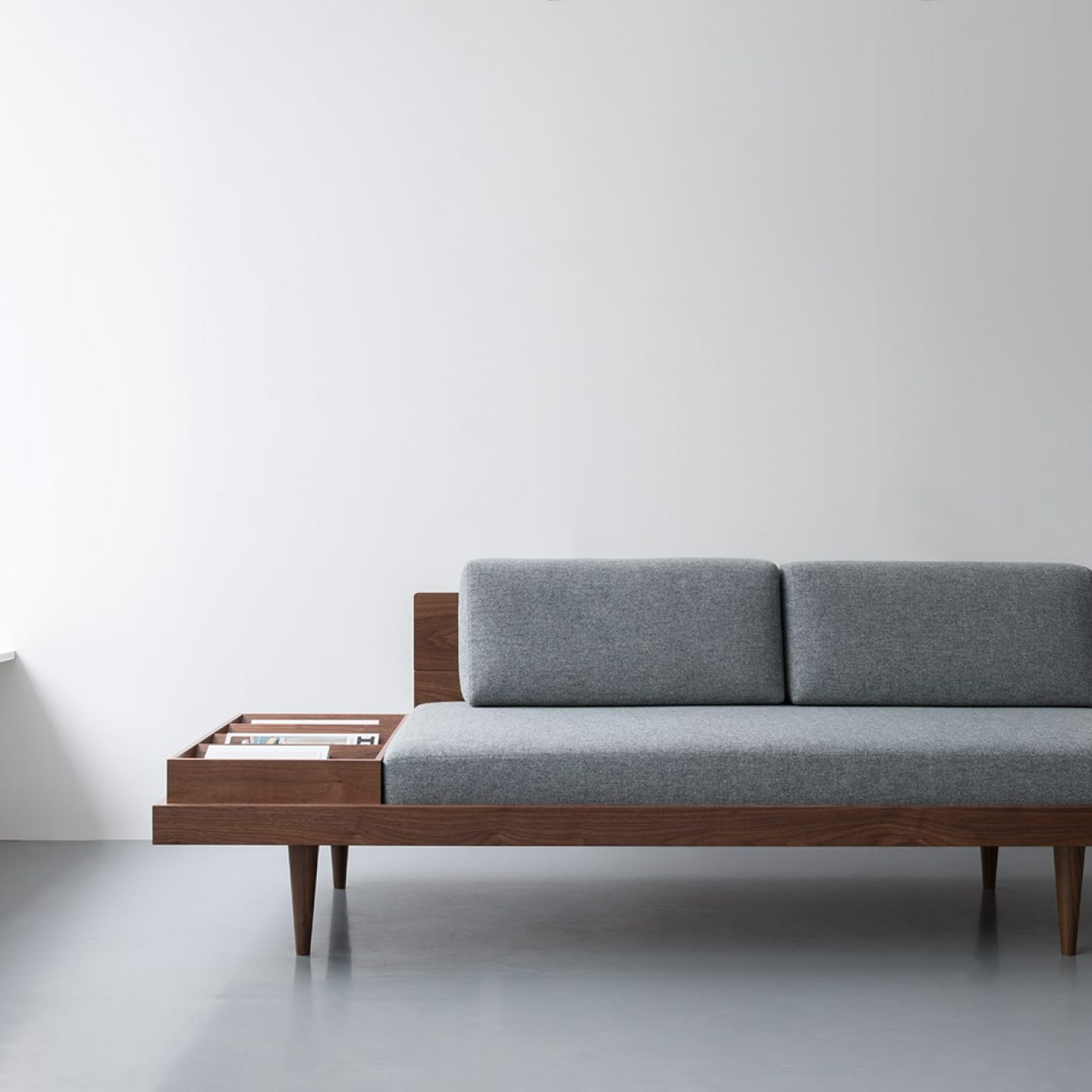 Minimalist Mid Century Modern Furniture By Glasgow Based Studio Instrmnt Applied Design Ignant